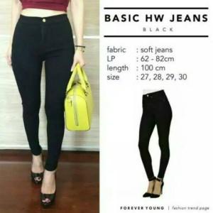 soft jeans hw