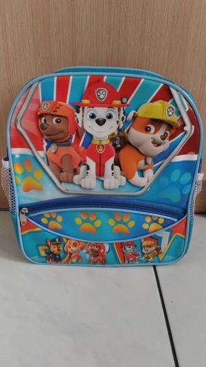 Tas Ransel anak Playgroup PG TK Paw Patrol - backpack paw patrol