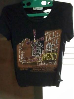Kaos baju hitam import model kota manik bahan street BISA GOJEK