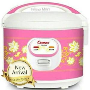 Rice Cooker (Penanak Nasi) Cosmos CRJ-3306 Ukuran 1,8 Liter