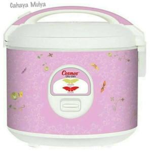 Rice Cooker (Penanak Nasi) Cosmos CRJ-3301 Ukuran 1,8 Liter