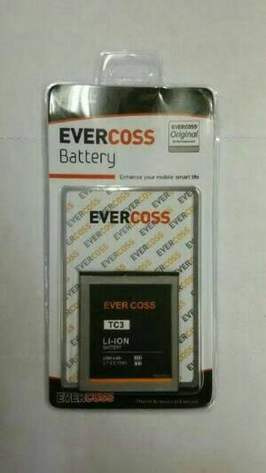 Baterai battery batre evercoss Tc3 origin