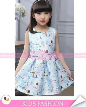 GW Dress blue