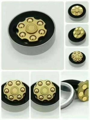 Fidget Spinner Revolver Bullets