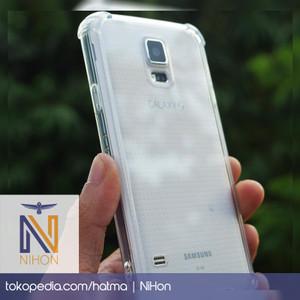 Samsung Galaxy S5 | Anti Crack Fiber Mika Acrylic Softcase Case