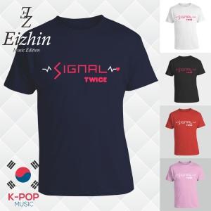 Kaos Twice Signal Eizhin K-pop Music Edition