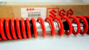 REAR ABSORBER ENAMEL RED SGP 62100B20GG0NX1M New Smash FK110
