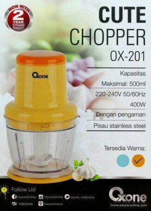 OXONE CUTE CHOPPER OX-201