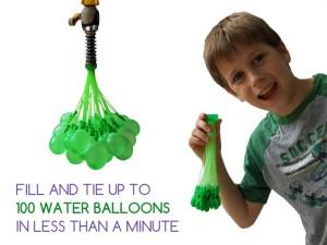 Mainan Perang Balon Air / Battle Water Balloon / Bunch o Ballons /