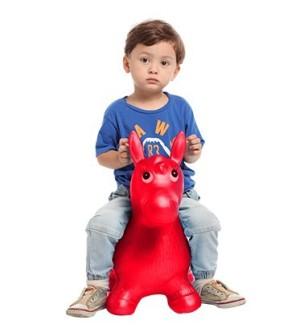 Jumping Animal Mainan Anak Kuda Tunggang
