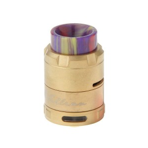 IJOY Cigpet ECO 24 RDA Atomizer - GOLD [Authentic] [SKU02386]