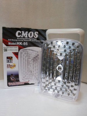 EMERGENCY LAMP CMOS HK-86/Lampu Emergensy LED