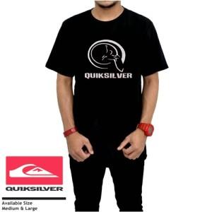 T-shirt Surfing / Kaos Surfing Quiksilver A.1042