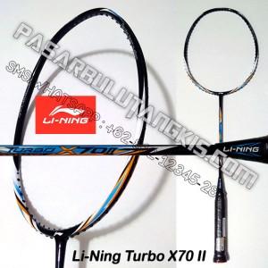 Raket Li-Ning Turbo x70 II (Batangan)