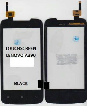 TOUCHSCREEN LENOVO A390 BLACK