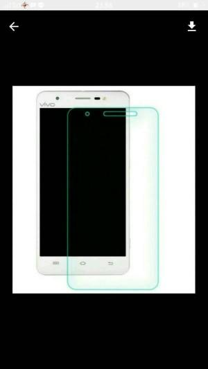 Tempered Glass Vivo Y53 / Screen Protector / AntiGores