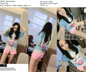 Atasan kaos tshirt wanita tumblr silk katun murah import cina,korea