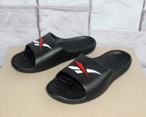 Sandal  Reebok Kobo Hitam(sandal murah,sandal pria,sandal lebaran