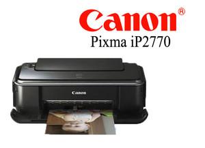Canon PIXMA ip2770 PRINTER Terbaik dan Bergaransi Resmi
