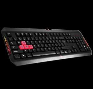 Bloody Q100 Gaming Keyboard USB