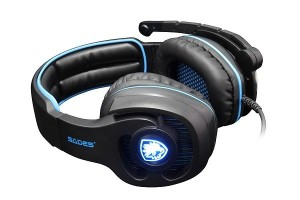 Sades Gaming Headset HAMMER SA-923