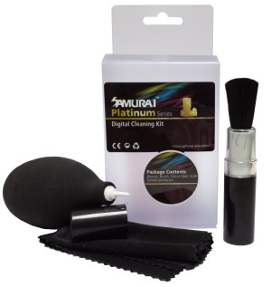 Samurai Platinum Series Digital Cleaning Kit