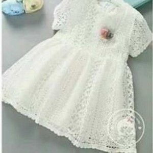 READY BROKAT ELEGANT DRESS @rp.125,000 sz 7-15 (2-7y)