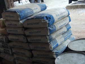 TR-30 ACIAN PUTIH & PLESTER BY INDOCEMENT TIGA RODA 40 KG V/ GO-SEND