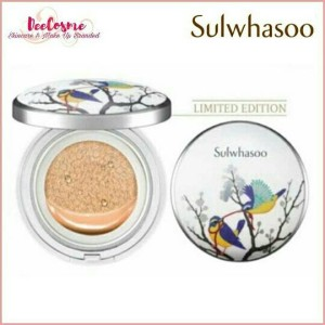 Sulwhasoo Brightening Cushion Limited Edition - Case & Isi