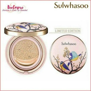 Sulwhasoo Evenfair Perfecting Cushion Limited Edition - Case & Isi