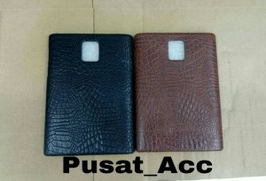 BLACKBERRY PASPORT BACK CASE LEATHER KULIT