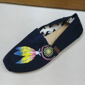 Sepatu Lulia Kanvas (size 40 - 41)