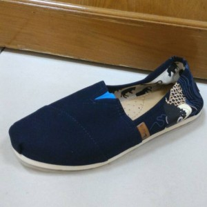 Sepatu Lulia Flat Kanvas Unisex (size 36 - 39)