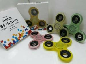 Fidget Hand Spinner Glow In The Dark Hand Spinner Toy