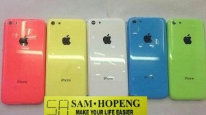 Iphone 5C Housing / Casing / Backdoor / Backcover / Tutup Belakang