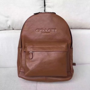 Campus Backpack Smooth Leather 72120 Saddle