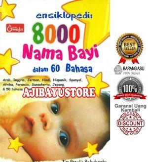 Ensiklopedi 8000 Nama Bayi Dalam 60 Bahasa G media