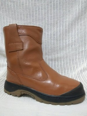 Sepatu SAFETY KING's KWD805 C MR-brown Murah Bekas King / Kulit Asli
