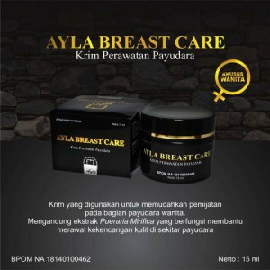 AYLA Breast Care Krim Perawatan Payudara di Jakarta