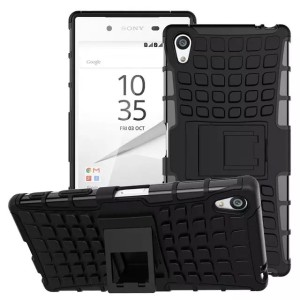 Sony xperia Z5 Z5+ plus premium dual case casing cover hp RUGGED ARMOR