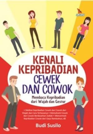 Jual Kenali Kepribadian Cewek Dan Cowok Jakarta Barat Juara Buku Tokopedia