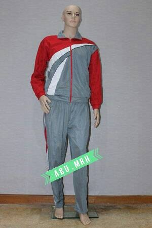 stelan jaket olahraga / stelan olahraga / seragam olahraga
