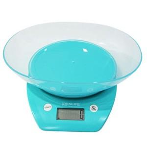 IDEALIFE IL-210 Digital Kitchen Scale (Timbangan Kue) 5kg/1g