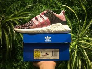 UA Adidas EQT 93/17 Boost Pink Zebra