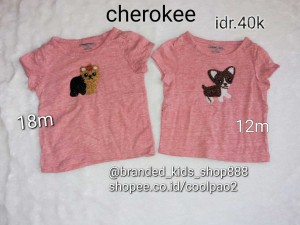 baju anak bayi cewe branded cherokee kids girl