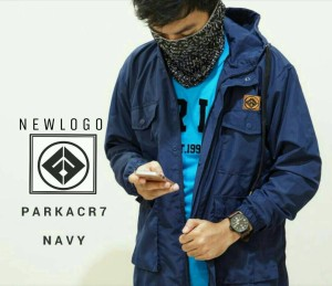 Limited Edition Jaket Parka Nike CR7 / Jaket Anti Air