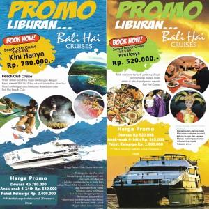 Harga Bali Hai Cruises travelbon.com
