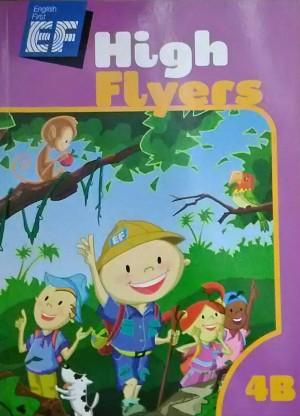 ENGLISH FIRST HIGH FLYERS 4B