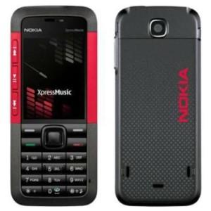 Nokia 5310 Xpress Music  Baru - HP Nokia Murah Ori Berkualitas