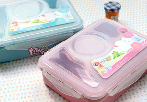 393 Lunch Box Kotak Makan Sup Yooyee 5 Sekat bento kotak bekal / bento